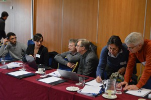 GplusE partners meet with other scientists to discuss the merits of MIR